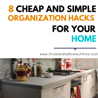8 Organization Hacks for an Organized Home