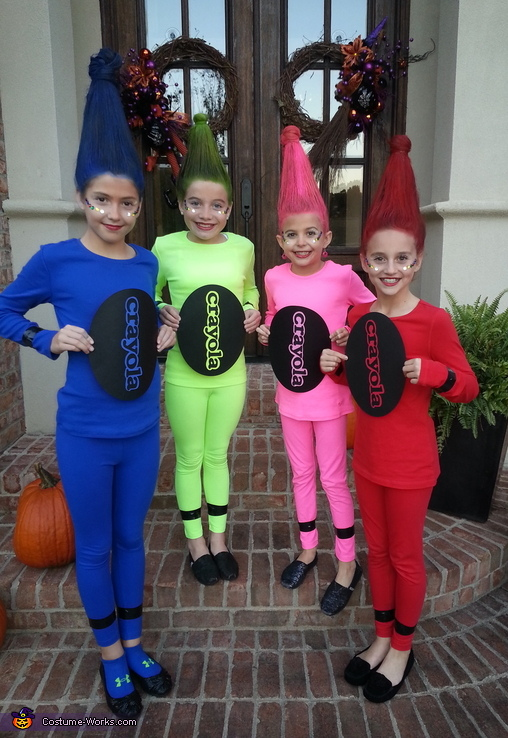 box_of_friends | This Blended Home of Mine - Halloween Costumes for the Whole Family