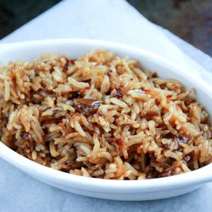 Stick-of-Butter-Rice- 20 Cheap Dinner Ideas for When You Are Skint on Money, Food, or Time- This Blended Home of Mine