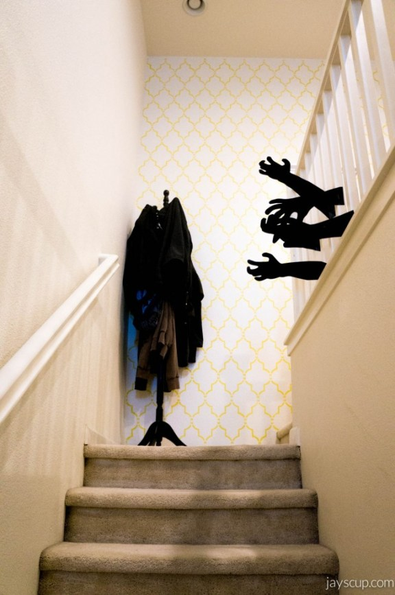 Zombie Hands - This Blended Home of Mine - Cheap Halloween Decorations 2