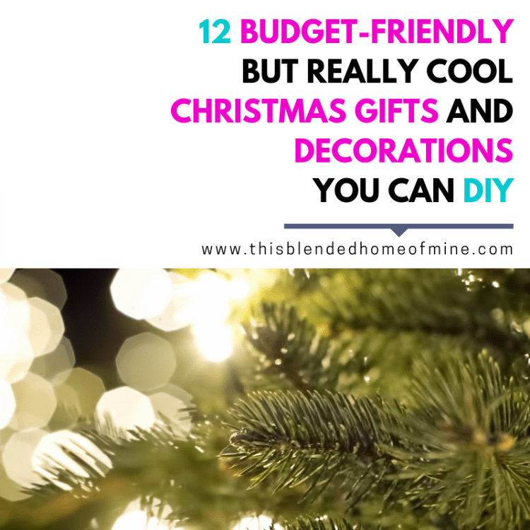 12 cheap christmas decorations and presents