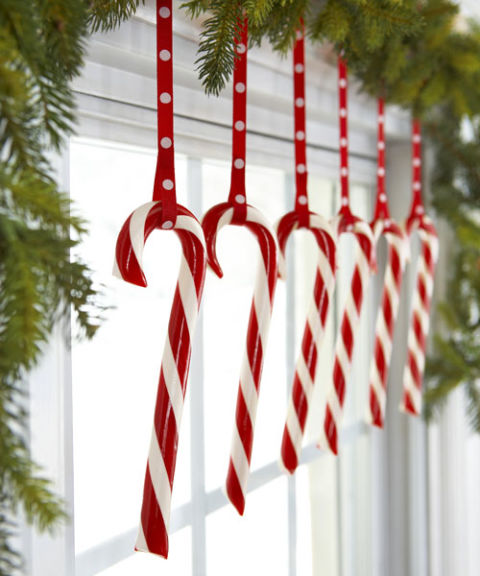 Christmas Decorations - Cheap Christmas Decorations - Candy Canes