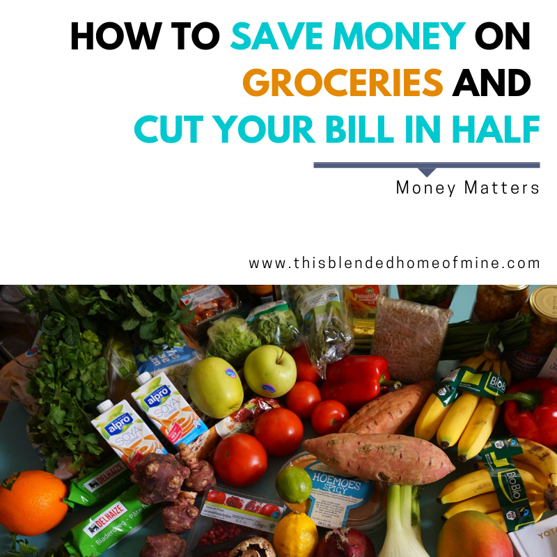 How to Save Money On Groceries - Free Grocery List Printable