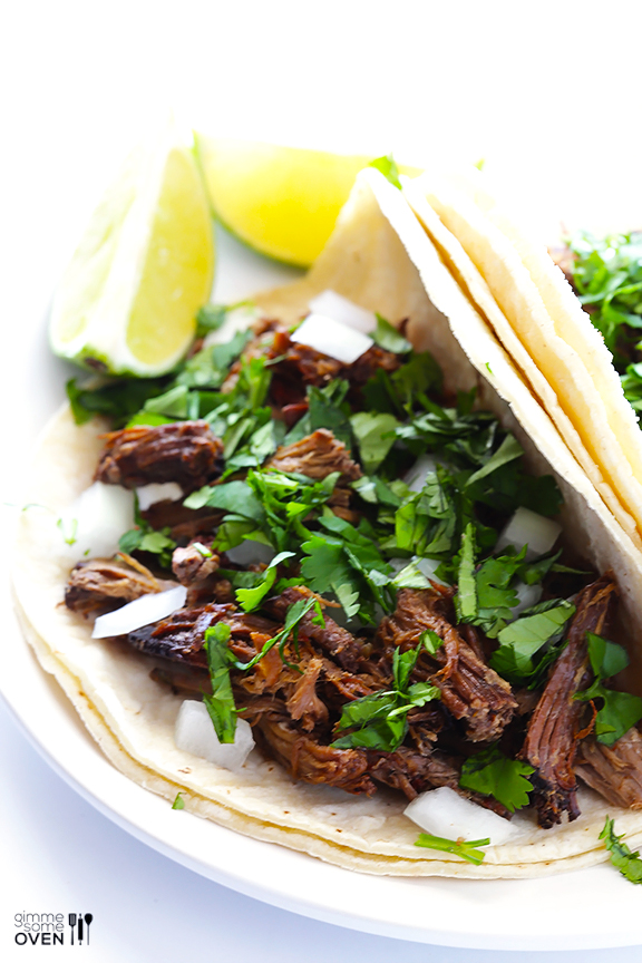 Easy Slow Cooker Recipes - Barbacoa