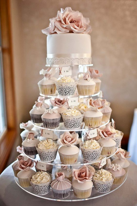 Wedding on a Budget - Cupcakes