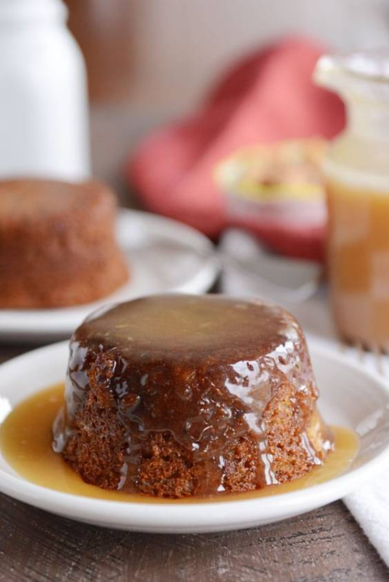 sticky-toffee-pudding - This Blended Home of Mine - Christmas Dinner Menu