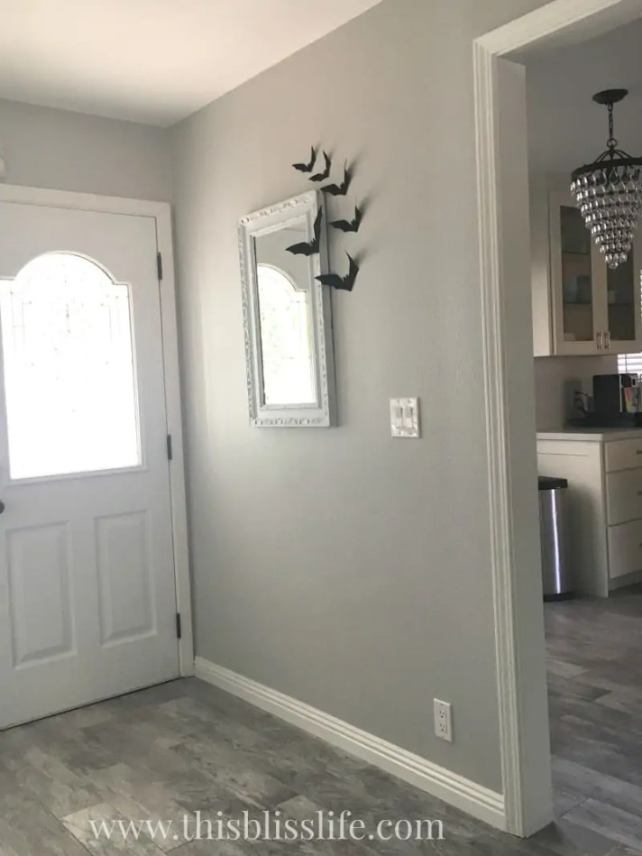spooky decor