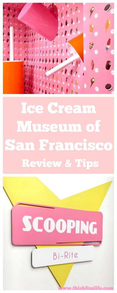 ice cream museum sf review tips