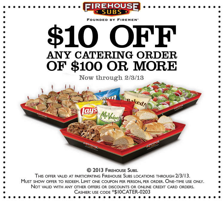 Firehouse Subs: Super Bowl Champions