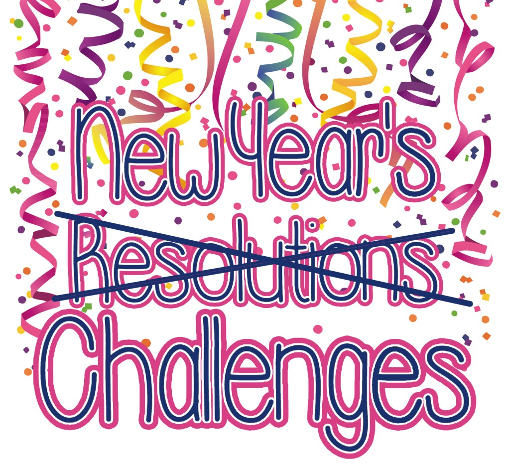 New Year's Challenges