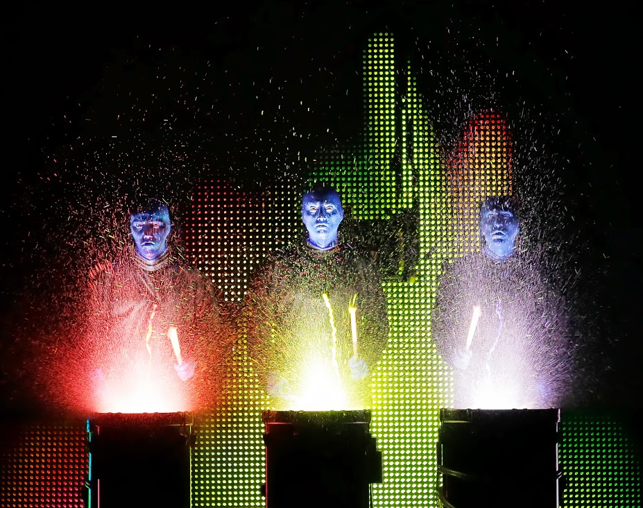 Blue Man Group Ticket Giveaway (Jacksonville Show)