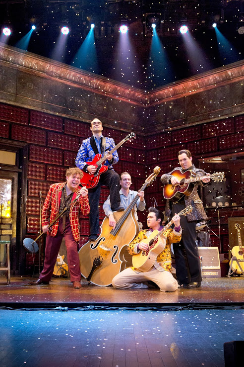 Million Dollar Quartet Ticket Giveaway
