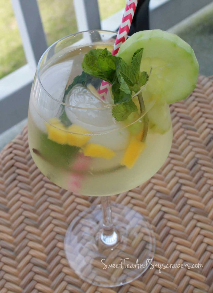 Perfect Summer Spritzer (Recipe)