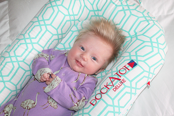 DockATot Baby Lounger