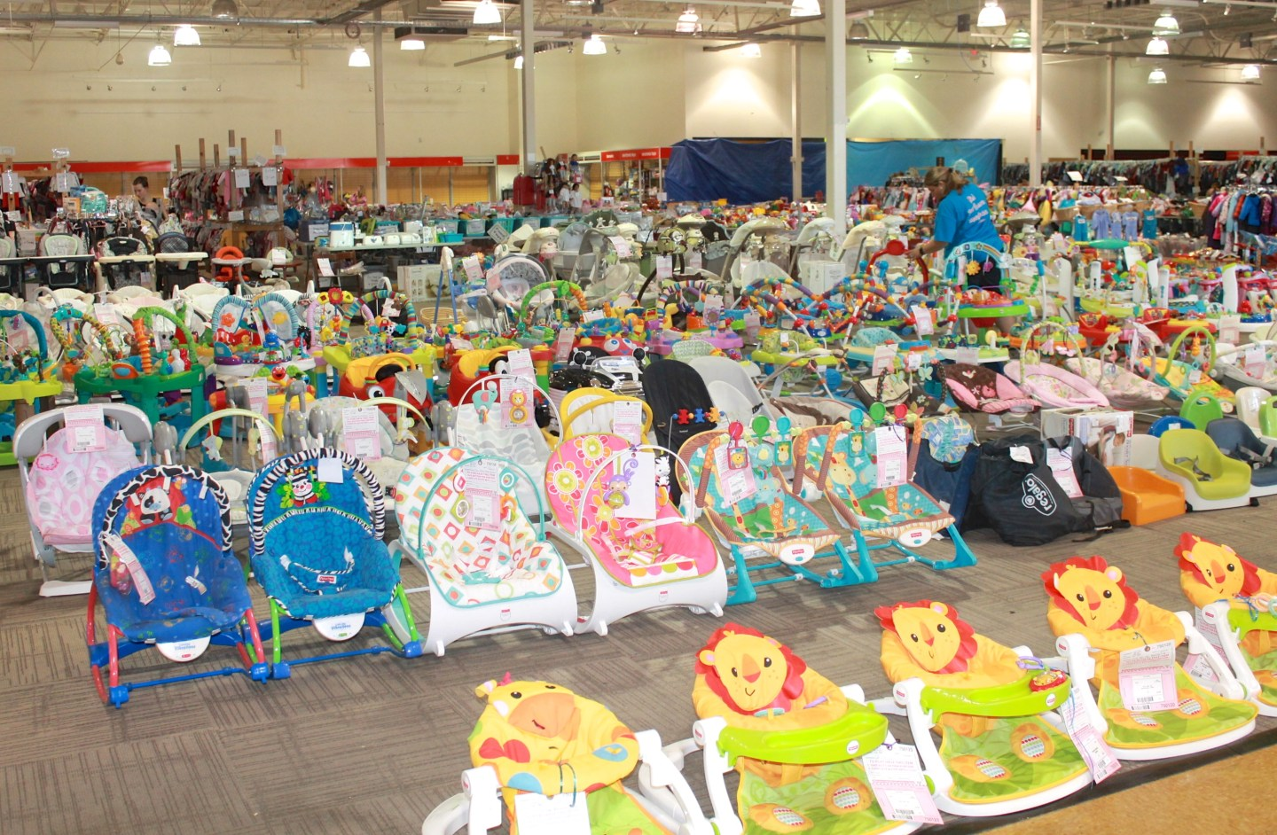 WeeTrade Children's Consignment Event | What To Expect