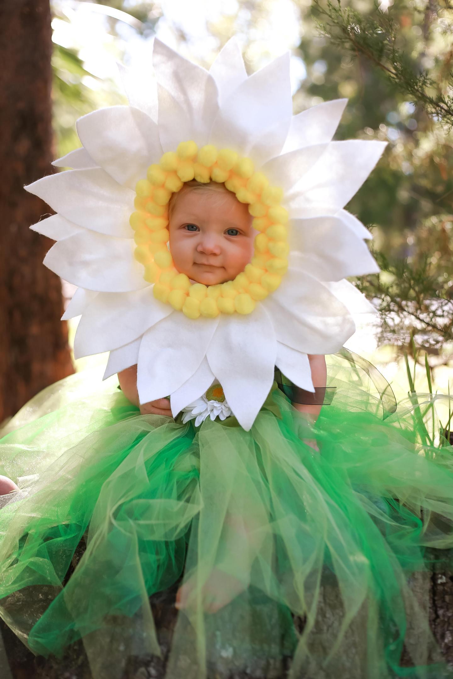 Halloween + Daisy's Costume