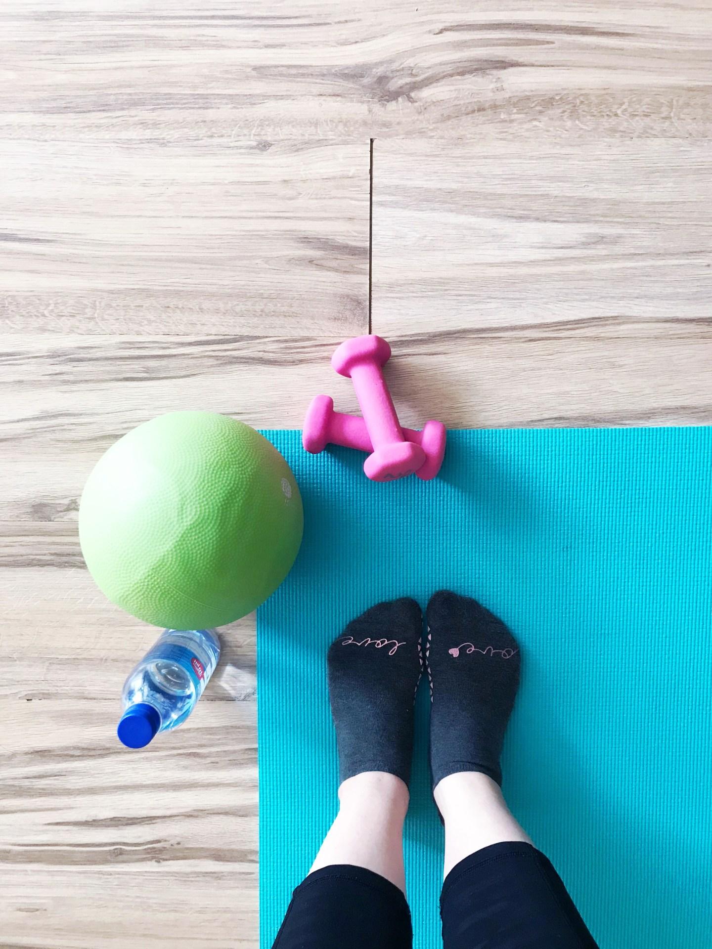 Yoga + Barre + Pilates | Postpartum Workout