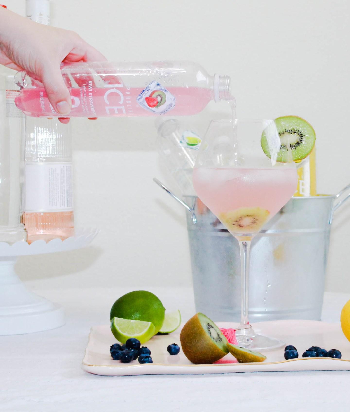 Sparkling Skinny Summer Cocktails