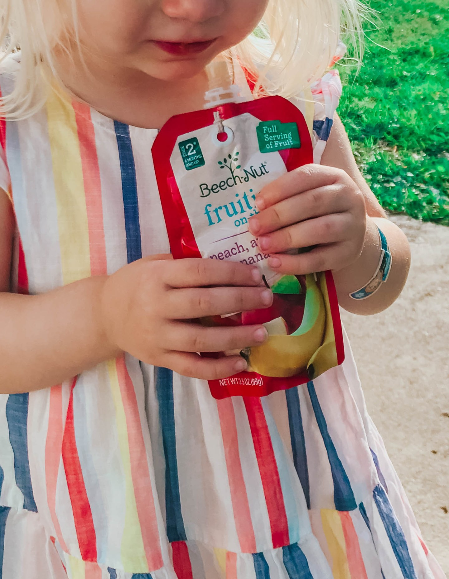 Four Ways to Get Your Little One to Eat Fruits and Veggies with Beech-Nut® Naturals™