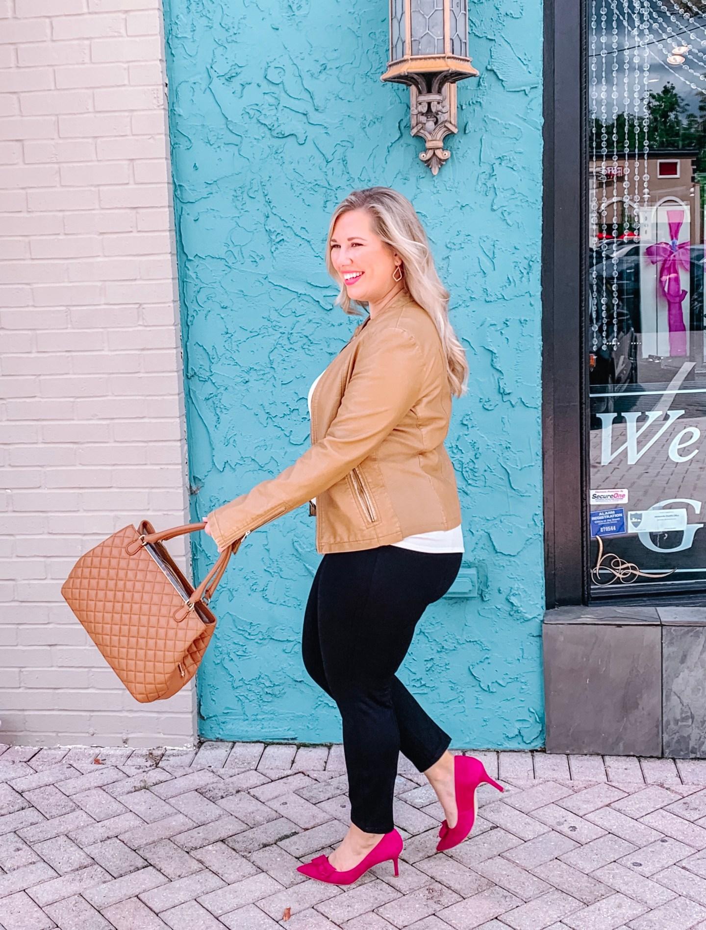 Three Ways to Style Black Pants