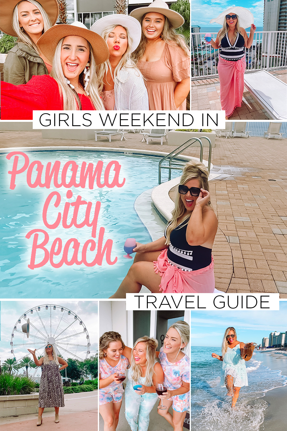 Travel Guide: Girls Weekend in Panama City Beach, FL (Pandemic Edition)