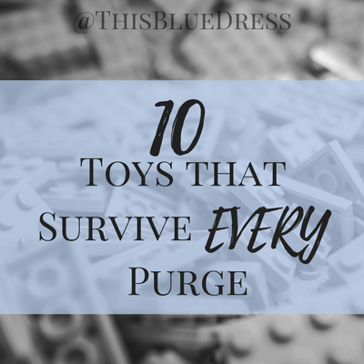 10 Toys that Survive Every Purge