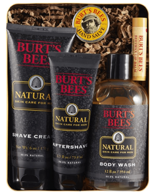 Valentine's Day Gift Burts Bees Set