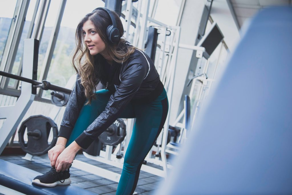 How I overcame my fear of working out at the gym