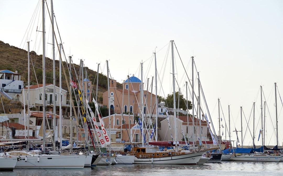 Cyclades Regatta 2017: A peek into pre-race preparations