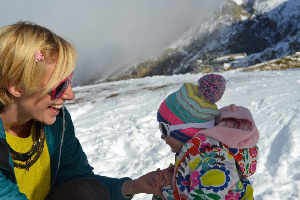 Baby Ski Holiday Packing list