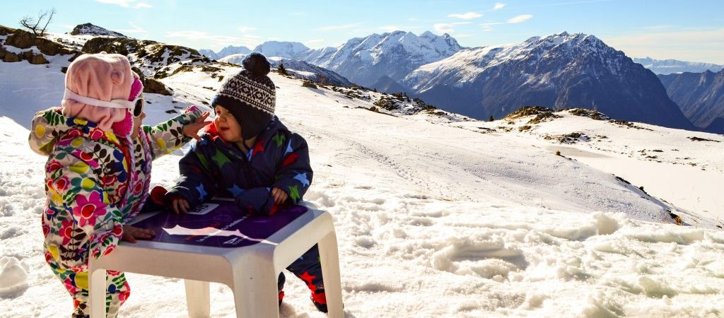 Review of catered chalet Vaujany, France: Chalet Solneige