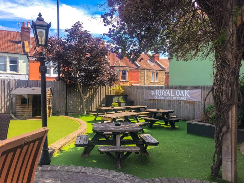 Pubs with outdoor play areas in Bristol - This Bristol Brood