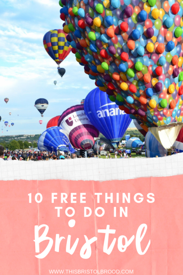 10 Free things to do in Bristol with kids