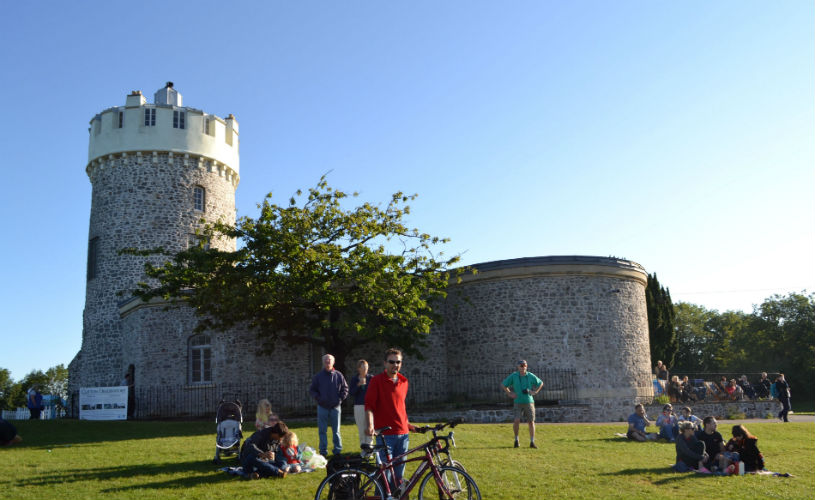 Clifton observatory: Free activities in Bristol