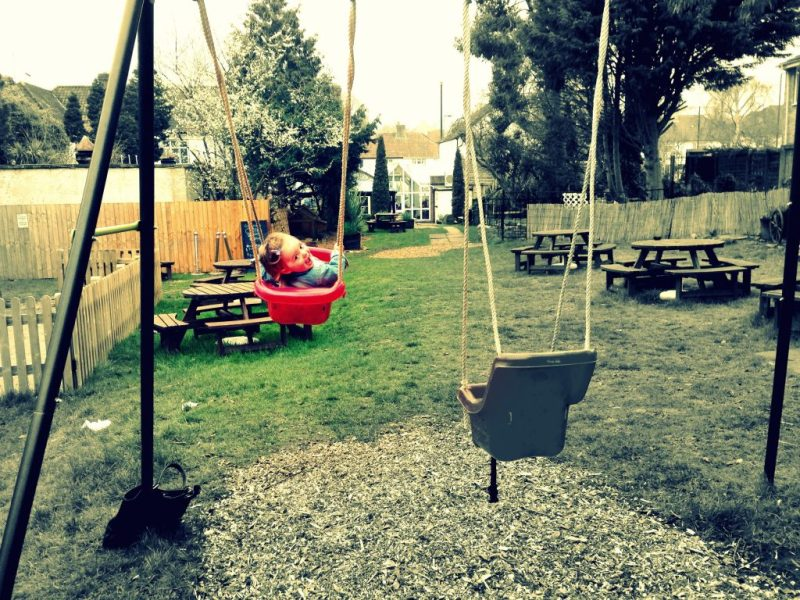 eastfield inn bristol pubs with outdoor play areas Bristol