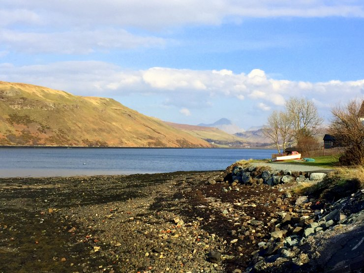 Isle of skye with a toddler- Outdoor activities for kids - SKYE- scotland