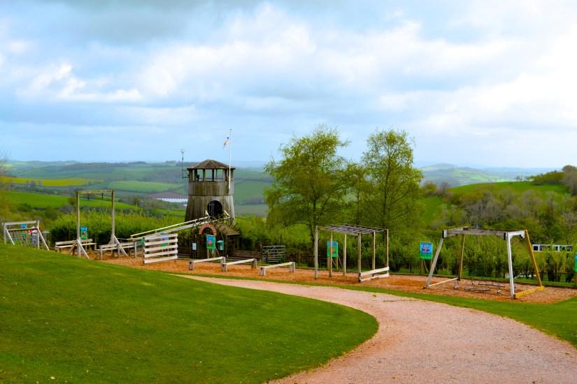pennywell farm devon uk: family-friendly things to do near Kingswear