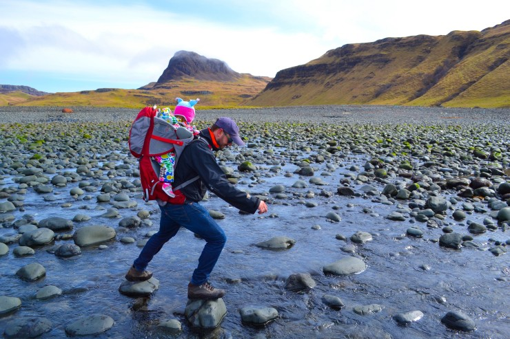 baby carrier isle of skye - 9 reasons why an Ergobaby 360 is the best baby carrier for travel