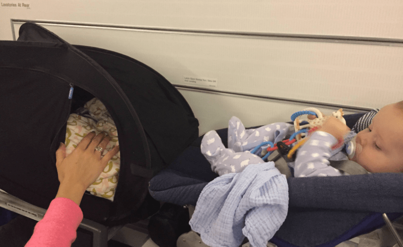 Cozigo: 10 Tips for a long haul flight to Thailand with a baby and a toddler