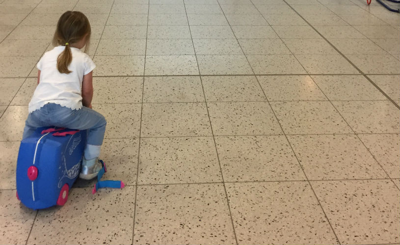 Trunki: 10 Tips for a long haul flight to Thailand with a baby and a toddler