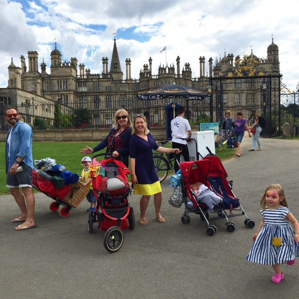 Film festival, Burghley House, stamford, lincolnshire, Top 10 things to do in Stamford with kids