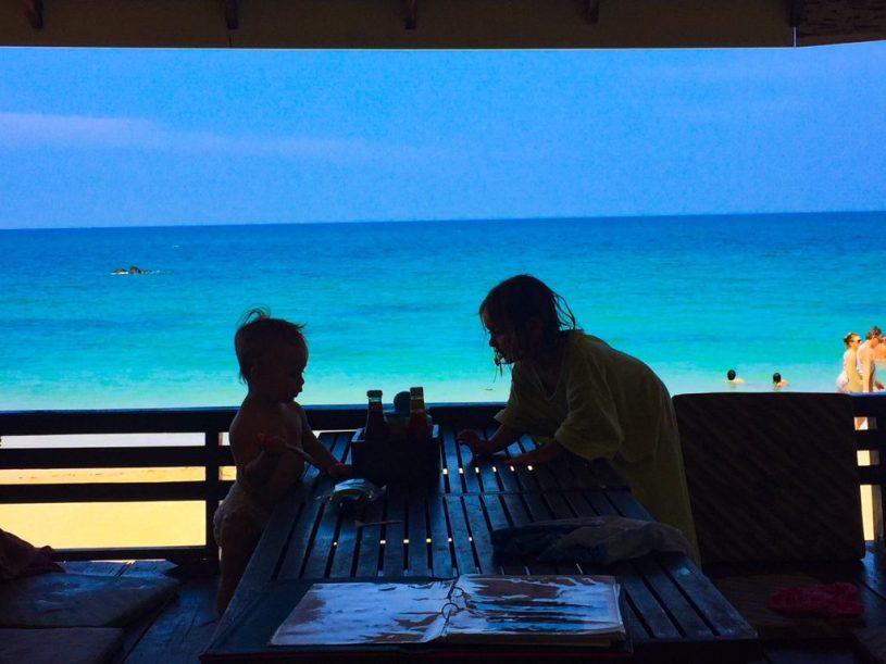 Lanta Miami, Koh Lanta - accommodation on the beach - family-friendly places to stay thailand