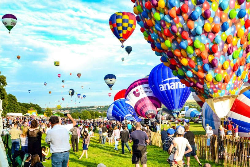 Bristol International Balloon Fiesta, 11 of the coolest things to do with kids in Bristol