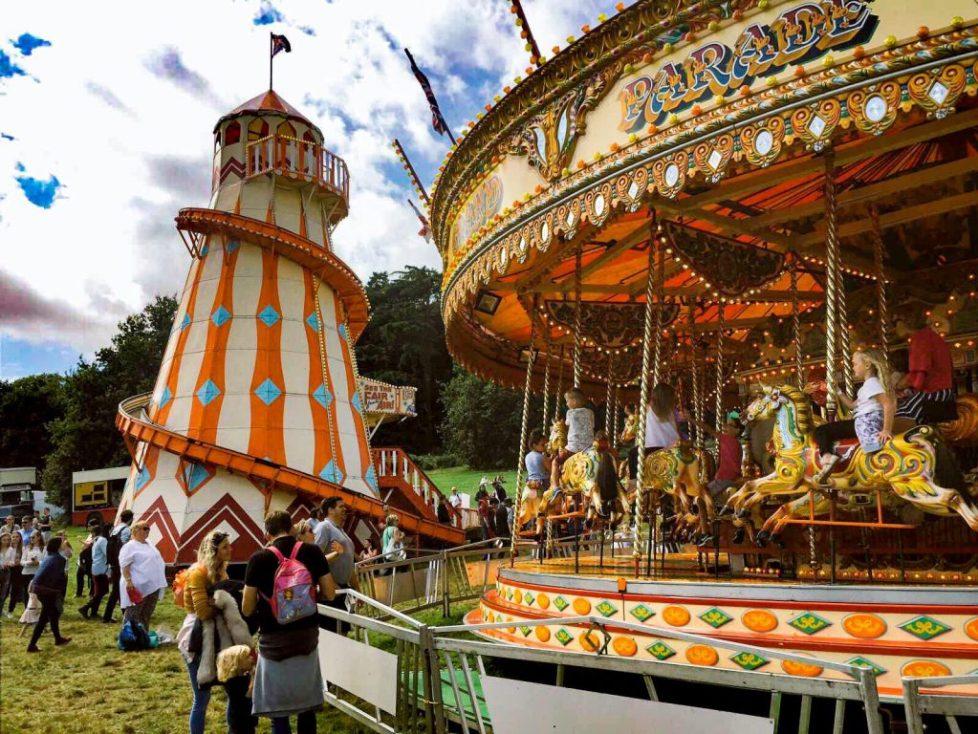 Bristol International balloon fiesta - Free activities in Bristol