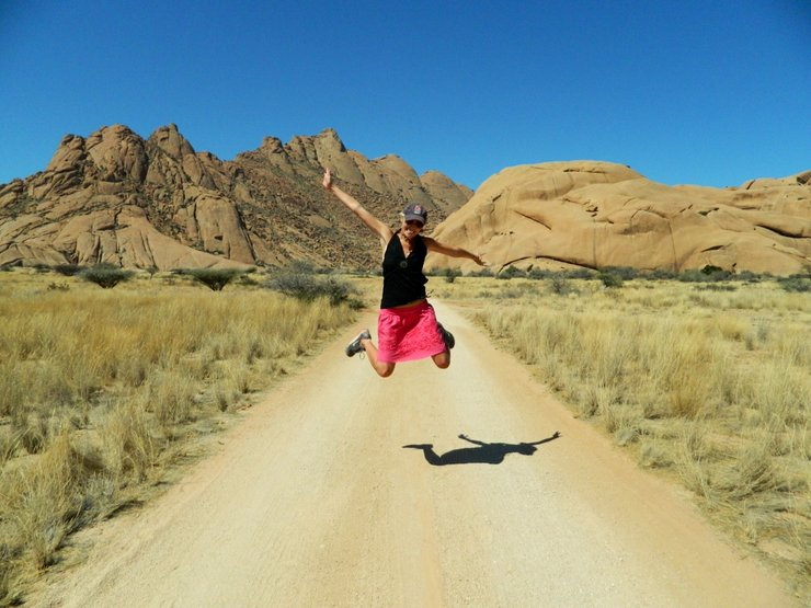 Work with me - Angharad Paull - Family Travel Blog - Mama Travels Earth - Namibia