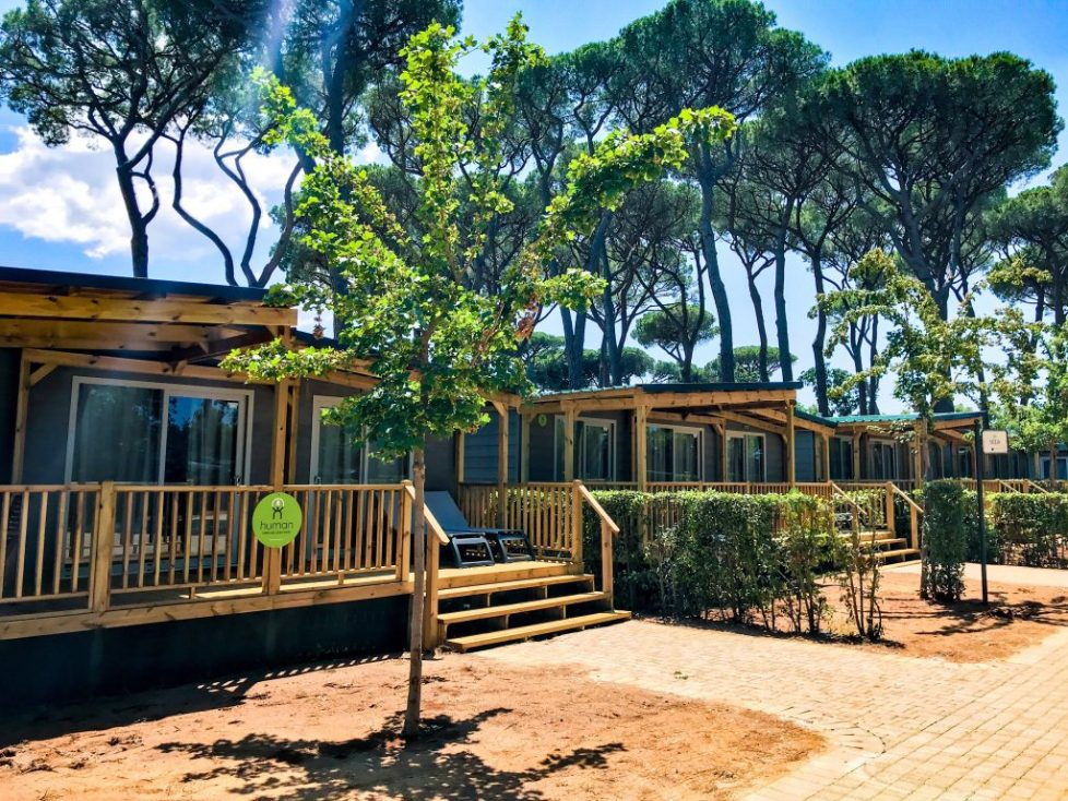 Accommodation: Best campsites in tuscany - Park Albatros, San Vincenzo Tuscany, Italy