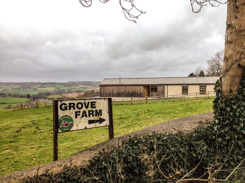 Review – Lovely country barn for group to rent near Bath
