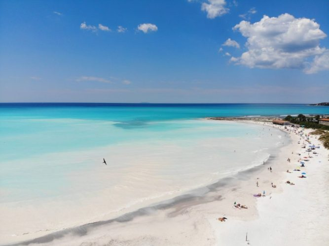 Spiagge Bianche Tuscany Italy