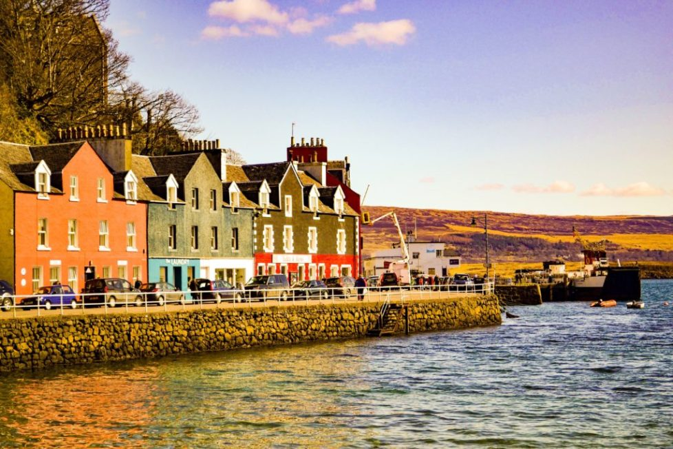 Tobermory: Things to do on Mull