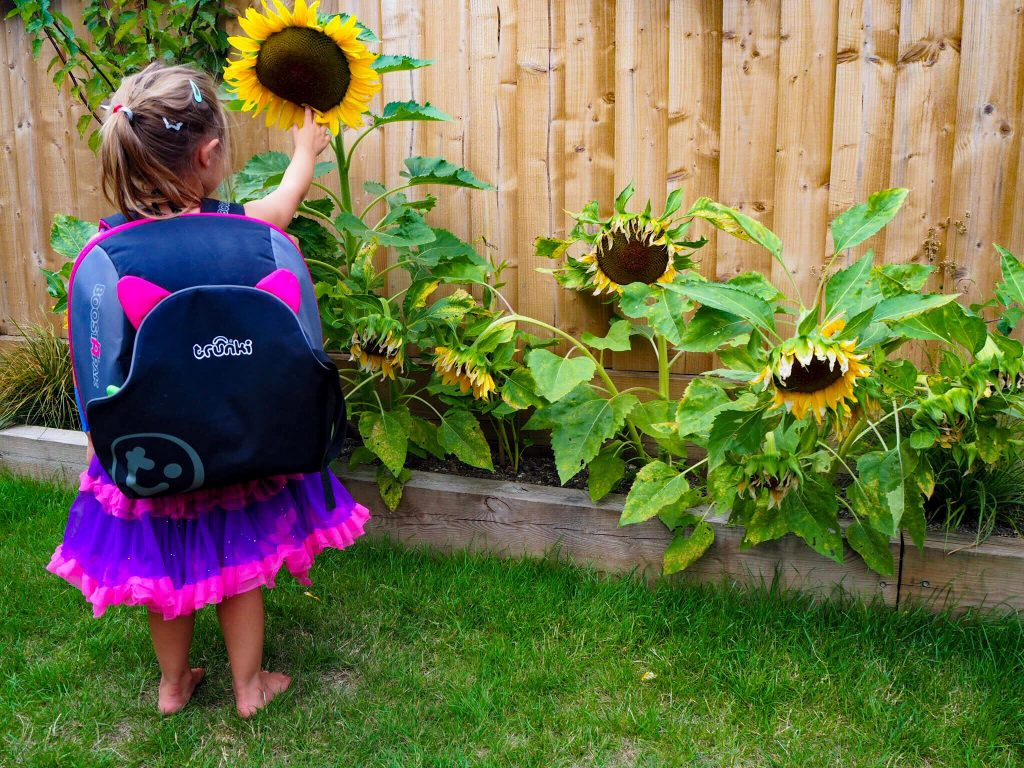 Review: Toddler travel car seat – Trunki BoostApak